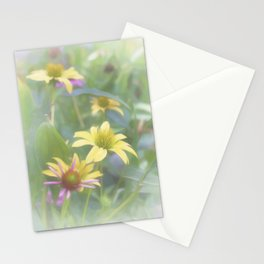 Cone Flowers Stationery Cards