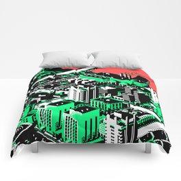 SimCityscape 04 Comforters