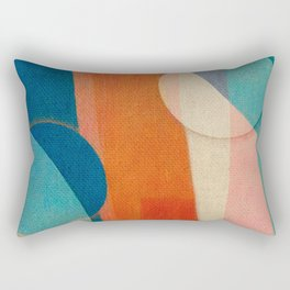 Chameleon Eyes Rectangular Pillow