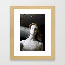 Petra Porcelain #4 Framed Art Print