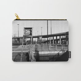 deep down the soul of the city of warsaw, poland Carry-All Pouch