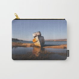 Abandoned Shipwreck - Point Reyes, California Carry-All Pouch