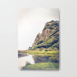 West Coast NZ Metal Print