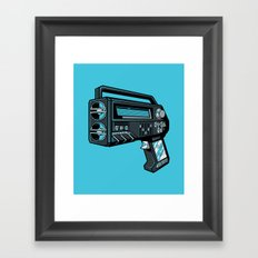 GHETTOBLASTER3000 Framed Art Print