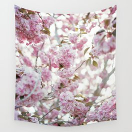 Blossoms #02 Wall Tapestry