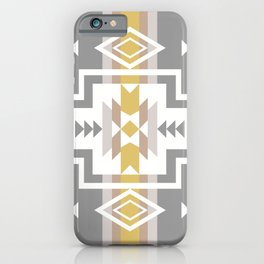 Aztec Stripes iPhone Case