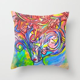 We Are Real #society6 #decor #buyart Throw Pillow