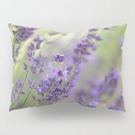 Dream Garden Lavender Pillow Sham