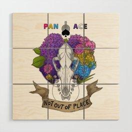 Pan+Ace Wood Wall Art