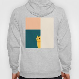 Little_Cat_Cute_Minimalism Hoody
