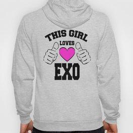 EXO merchandise Hoody
