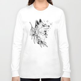 Inspire fox Long Sleeve T-shirt