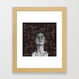 boy Framed Art Print