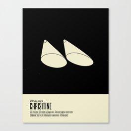 Christine Canvas Print