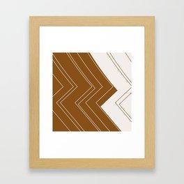 Coit Pattern 35 Framed Art Print