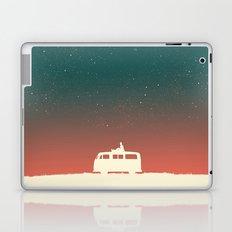 Quiet Night - starry sky Laptop & iPad Skin