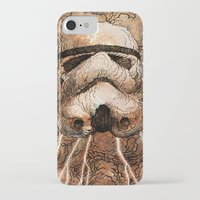 storm iPhone & iPod Cases featuring Storm by Eric Fan