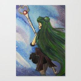 (Sailor Moon Series) Pluto Canvas Print