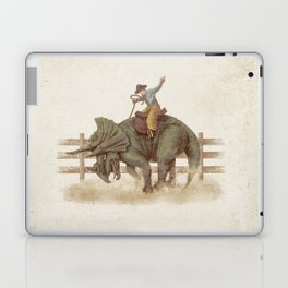 Dino Rodeo  Laptop & iPad Skin