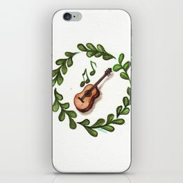 Music Heals iPhone Skin