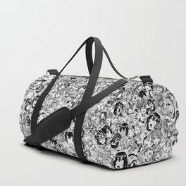 Manga ahegao Duffle Bag