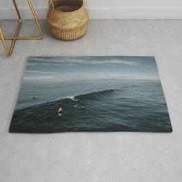 Summer Surf Session Rug