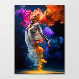 Chill Girl XIX Canvas Print