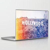 hollywood Laptop & iPad Skins featuring Hollywood by Laura Ruth