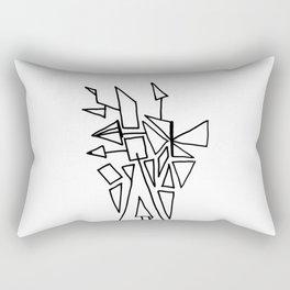Antennae Rectangular Pillow