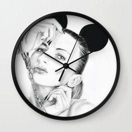 Play pretend Wall Clock
