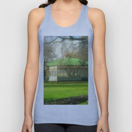 The Statuary Pavilion Unisex Tank Top