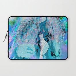 HORSE RAINBOW PARADISE Laptop Sleeve