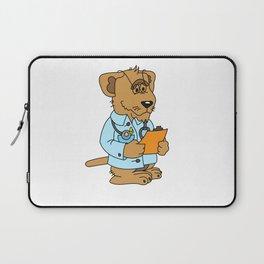 Trust me I am a Dogtor - gift Laptop Sleeve