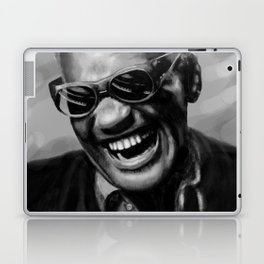 Ray Charles Laptop & iPad Skin