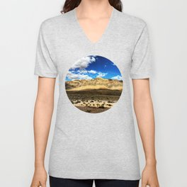 Death Valley Beauty Unisex V-Neck
