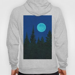 Once Upon a Blue Moon Hoody