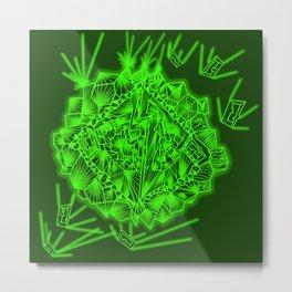 Antimatter Metal Print