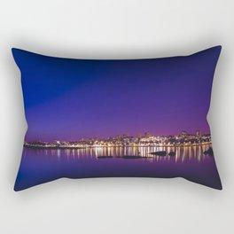Porto by Night. Rectangular Pillow