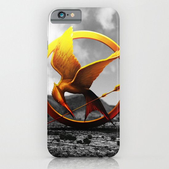 Hunger Games iPhone & iPod Case