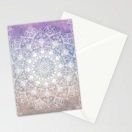 BOHEMIAN AESTHETIC MANDALA Stationery Cards