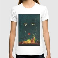 gatsby T-shirts featuring Gatsby by Julia Lopez