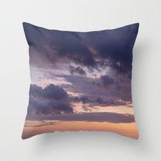 Hawaiian Night Sky Throw Pillow