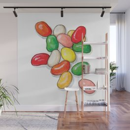 Candies & Sweets: Jelly Beans Wall Mural