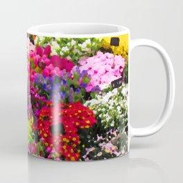 Flower Stall Coffee Mug