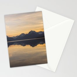 Lake McDonald (Glacier National Park) Stationery Cards