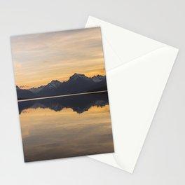 Lake McDonald (Glacier National Park) Stationery Cards