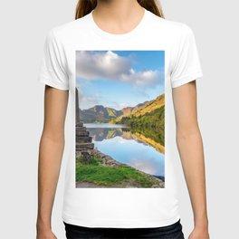 Crafnant Lake Obelisk T-shirt