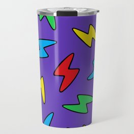 90's Bolt Travel Mug