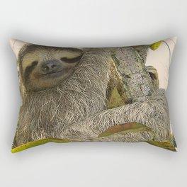 Sloth Rectangular Pillow