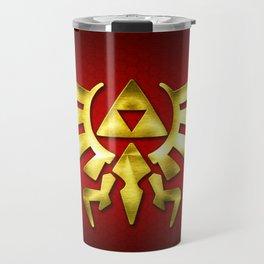 Link Zelda Travel Mug